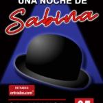 Cartel_Noche_de_Sabina
